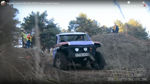 Видеоотчет о Триале Жостово от Зверева Алексея